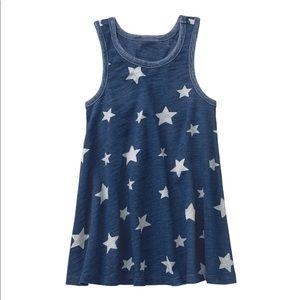 NWT Gymboree Star Dress 5T